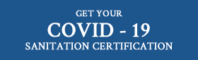 Get Your COVID-19 Sanitation Certificate